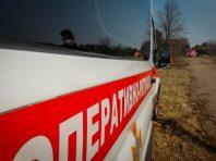 На Житомирщині локалізовано два осередки горіння – ДСНС