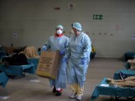 Пандемія COVID-19: на фоні послаблення хвороби в Італії – майже 200 тисяч хворих та 27 тисяч загиблих