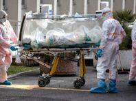 В Україні від коронавірусу померли ще 13 осіб
