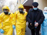 Кількість заражених коронавірусом в Київській області зростає: карта