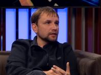 """Зеленський лише імітує бажання ухвалити """"антиколомойський"""" закон – В'ятрович"""