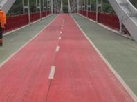 У Києві відкрили міст після ремонту [Фото]