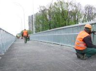 Відсьогодні проїзд Борщагівським шляхопроводом у бік Кільцевої дороги перекриють