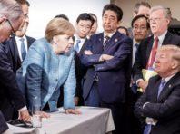 Трамп заявив про перенесення саміту G7 на вересень