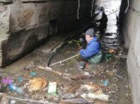 Комунальники почислили річки Либідь та Сирець