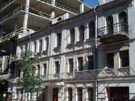 Суд скасував охоронний статус будівлі на вулиці Олеся Гончара
