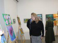У столичній галереї мистецтв відкрили виставку особливих картин