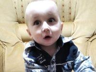 Допоможіть врятувати життя дворічного Артема Січковського