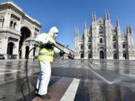 Італія посилює карантин в окремих регіонах через мутацію коронавірусу