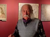 «Я ЄСМЬ…»: Іван Марчук відзначає 85-річчя ретроспективною виставкою у Києві