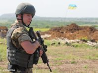 На Донбасі з початку доби три обстріли. Бойовики застосували міномети