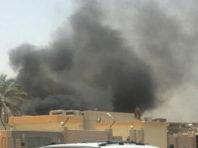 В Афганістані внаслідок нападу згоріла лікарня з вакцинами проти COVID-19