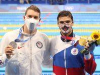 """Плавець з США Райан Мерфі після золота росіянина заявив, що у гонці все """"не чисто"""""""