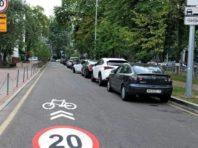 Чи будуть у Києві платні паркування у дворах: відповідь КМДА