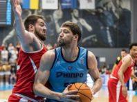 """Колишній баскетболіст клубів НБА продовжив контракт із """"Дніпром"""""""