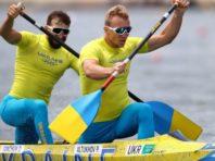 Українські каноїсти пробилися до півфінальної стадії Олімпійських ігор