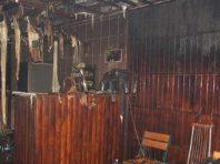 Не сподобалось обслуговування: у Києві чоловік підпалив кафе