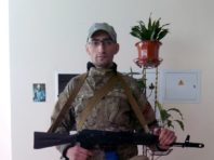 """Суд звільнив від відповідальності """"Топаза"""", якого звинувачували у викрадені учасника Майдану"""