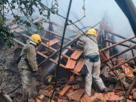 У Запорізькій області другий вибух за добу: рознесло частину будинку