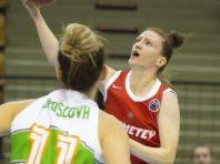 Українська баскетболістка увійшла до числа найкращих бомбардирів Єврокубку ФІБА