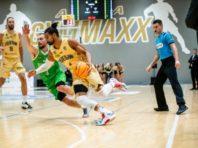 """Баскетбол: """"Будівельник"""" завдяки овертайму продовжив переможну ходу в Суперлізі"""