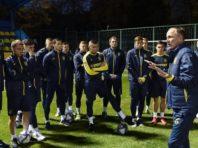 Збірна України з футболу покращила перебування у рейтингу ФІФА